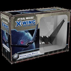Star Wars X-Wing: Upsilon-class Shuttle Expansion Pack