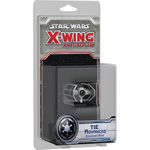 Star Wars X-Wing - TIE Advanced Expansion Pack