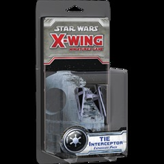 Star Wars X-Wing - TIE Interceptor Expansion Pack