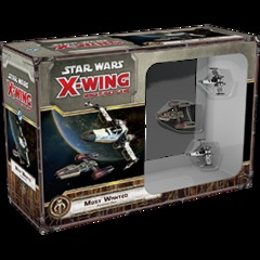 Star Wars: X-Wing - Most Wanted Expansion Pack