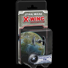 Star Wars X-Wing - Inquisitor's TIE Expansion Pack