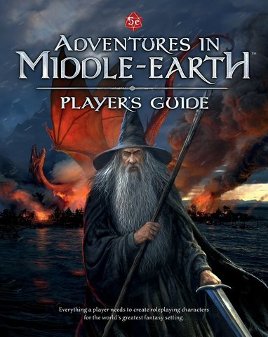Adventures in Middle-Earth - Players Guide