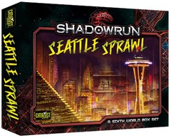 Shadowrun: Seattle Sprawl Box Set