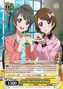 LL/EN-W02-E002 U Tea Time, Kotori & Hanayo