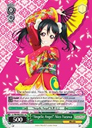 Angelic Angel Nico Yazawa - LL/EN-W02-E011 - R