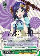 LL/EN-W02-E012 R Sweets Fairy Nozomi Tojo