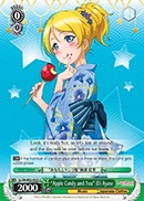 LL/EN-W02-E020 U Apple Candy and You Eli Ayase