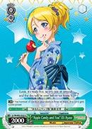 Apple Candy and You Eli Ayase - LL/EN-W02-E020 - U