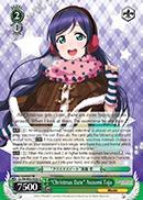 Christmas Date Nozomi Tojo - LL/EN-W02-E026 - U