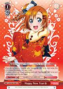 Happy New Year - LL/EN-W02-E081 - U
