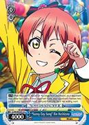 Sunny Day Song Rin Hoshizora - LL/EN-W02-E151 - C
