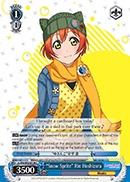 Snow Sprite Rin Hoshizora - LL/EN-W02-E158 - C