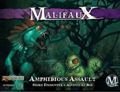 Amphibious Assault - Story Encounter & Adventure Box