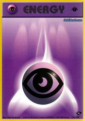 Psychic Energy - 131/132 - Common - 1st Edition
