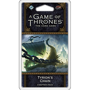 A Game of Thrones - The Card Game (Second Edition) - Tyrion's Chain