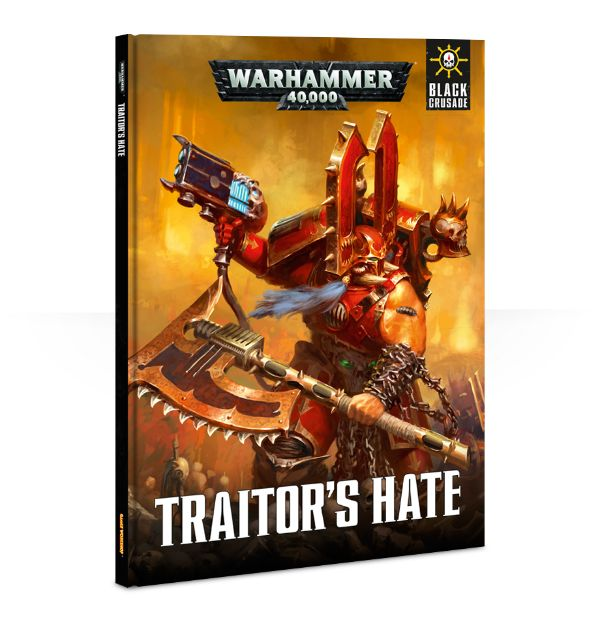 Traitor's Hate - Games Workshop » Black Library » Warhammer