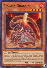 Magma Dragon - MP16-EN016 - Common - 1st Edition