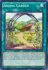 Aroma Garden - MP16-EN086 - Common - 1st Edition on Channel Fireball