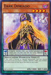 Dark Doriado - MP16-EN203 - Common - 1st Edition