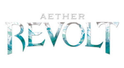 Aether Revolt Booster Pack - Russian