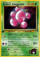 Erika's Exeggcute - 77/132 Common - 1st Edition