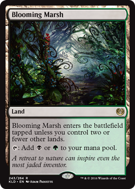 Blooming Marsh - Foil