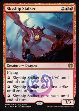 Skyship Stalker - Buy-a-Box Promo