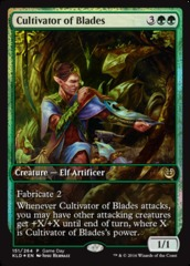 Cultivator of Blades (Kaladesh Game Day)