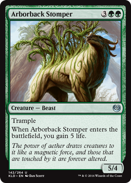 Arborback Stomper - Foil