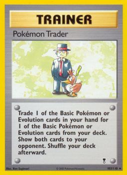 Pokemon Trader - 103/110 - Rare