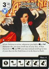 Zatanna - Main Attraction (Die & Card Combo)