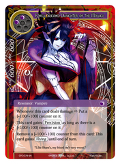 Rinka, Second Daughter of the Mikage - CFC-079 - SR - Textured Foil