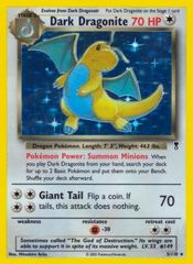 Dark Dragonite - 5/110 - Holo Rare