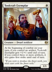 Toolcraft Exemplar on Channel Fireball