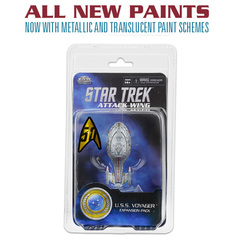Attack Wing: Star Trek - U.S.S. Voyager Expansion Pack (Wave 26)