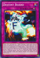 Destiny Board - DPRP-EN041 - Common - 1st Edition on Channel Fireball
