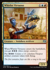 Whirler Virtuoso on Channel Fireball