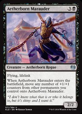 Aetherborn Marauder - Foil