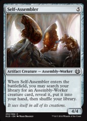 Self-Assembler - Foil