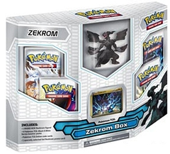 Black & White Legendary Box Zekrom