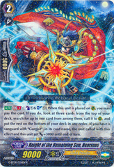 Knight of the Remaining Sun, Henrinus - G-BT08/026EN - R