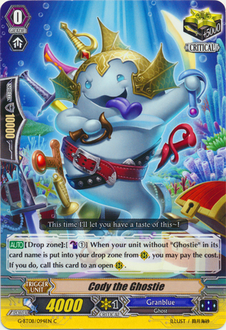 Cody the Ghostie - G-BT08/094EN - C