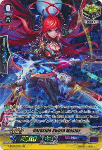 Darkside Sword Master - G-BT08/S28EN - SP - Cardfight