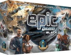 Tiny Epic Galaxies - Beyond the Black