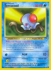Tentacool - 96/110 - Common on Channel Fireball