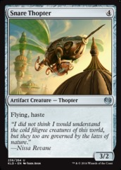 Snare Thopter - Foil