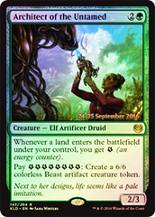 Architect of the Untamed - Foil (Prerelease)