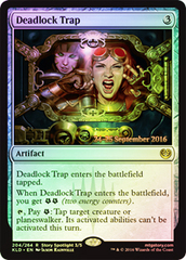 Deadlock Trap (Kaladesh Prerelease Foil)