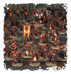 Blood Angels Battle Demi-Company