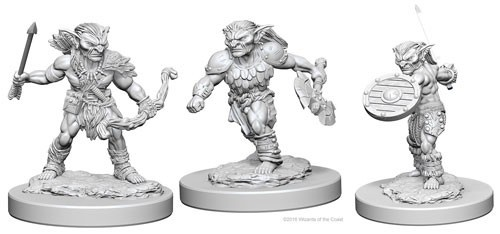 Nolzurs Marvelous Miniatures - Goblins